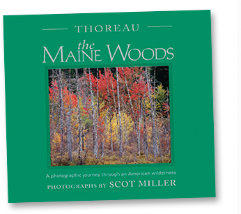 Maine Woods Book